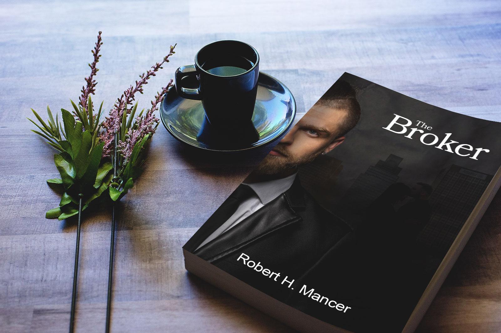 Dark Romance book cover
