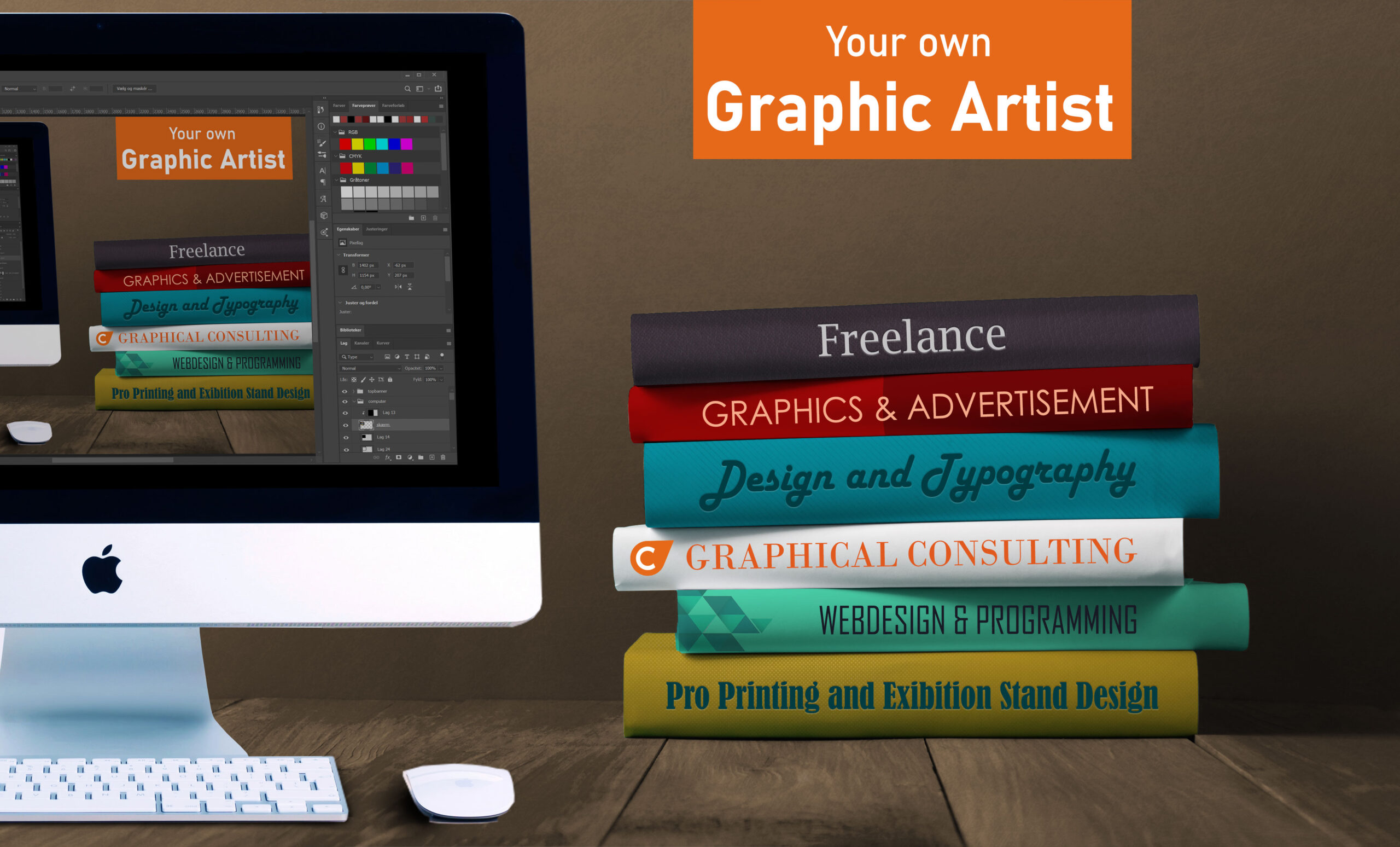 Freelance Graphic Artist
